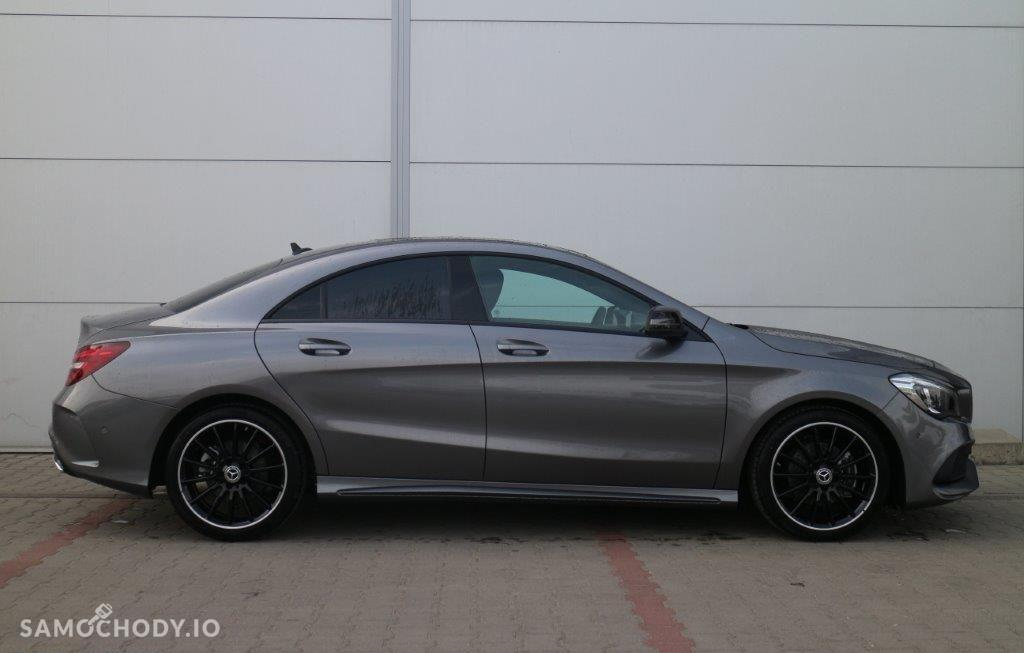 Mercedes-Benz CLA Pakiet AMG, panorama, szary, model 2017!!! 2