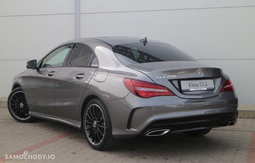 Mercedes-Benz CLA Pakiet AMG, panorama, szary, model 2017!!! 7