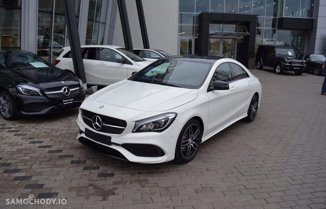 Mercedes-Benz CLA 220 4MATIC, Linia AMG, Navi, Duda Cars S.A. 2