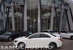 mercedes benz z województwa wielkopolskie Mercedes-Benz CLA 220 4MATIC, Linia AMG, Navi, Duda Cars S.A.