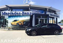 mercedes-benz cla 250 4matic sb demonstracyjny