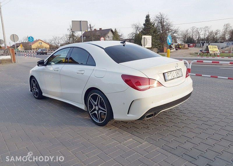 Mercedes-Benz CLA 1,6i 156KM CLA 200 AMG Styling Panorama Bi Xenon Alu Navi Fv23% 7