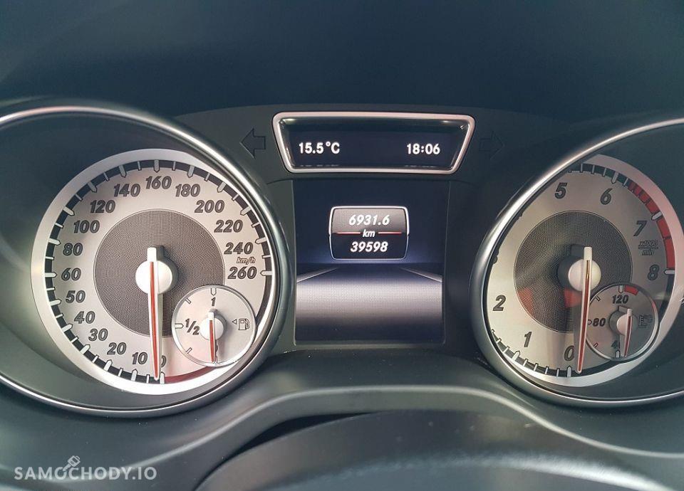 Mercedes-Benz CLA 1,6i 156KM CLA 200 AMG Styling Panorama Bi Xenon Alu Navi Fv23% 37