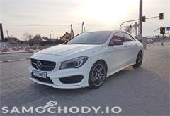 mercedes benz z województwa wielkopolskie Mercedes-Benz CLA 1,6i 156KM CLA 200 AMG Styling Panorama Bi Xenon Alu Navi Fv23%