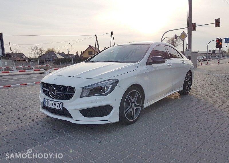 Mercedes-Benz CLA 1,6i 156KM CLA 200 AMG Styling Panorama Bi Xenon Alu Navi Fv23% 1