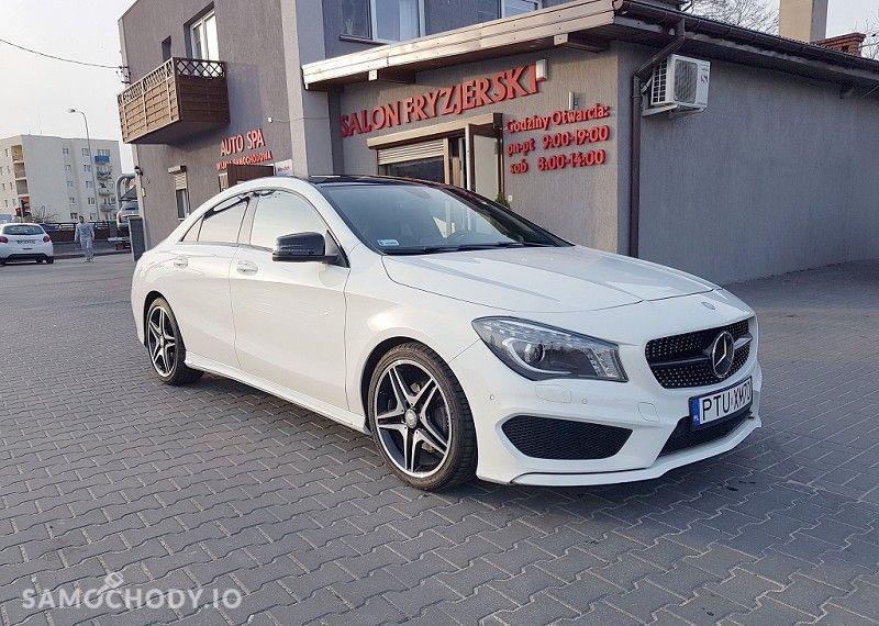 Mercedes-Benz CLA 1,6i 156KM CLA 200 AMG Styling Panorama Bi Xenon Alu Navi Fv23% 2