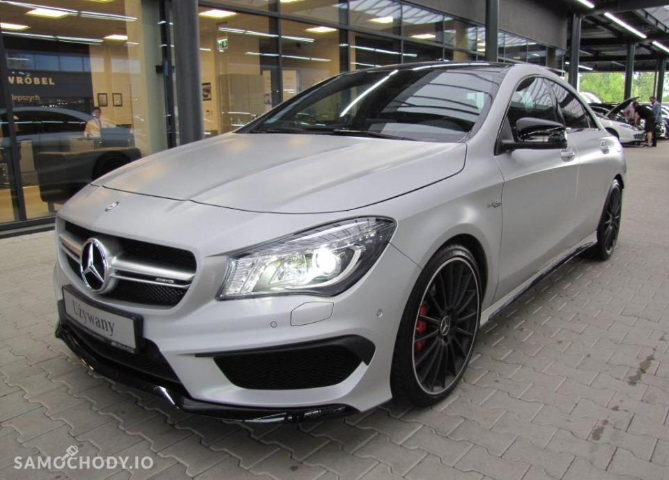 Mercedes-Benz CLA Cesja Leasingu 1