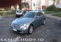 mercedes benz cls c219 (2004-2010) Mercedes-Benz CLS 292KM, prywatny, 1 właściciel
