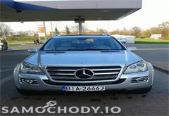 mercedes benz z województwa podlaskie Mercedes-Benz GL Mercedes GL550 AMG full opcja LPG