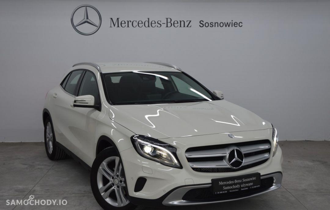 Mercedes-Benz GLA Pakiet Urban Nawigacja Ogrzewanie postojowe 29