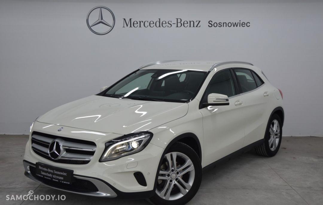 Mercedes-Benz GLA Pakiet Urban Nawigacja Ogrzewanie postojowe 1