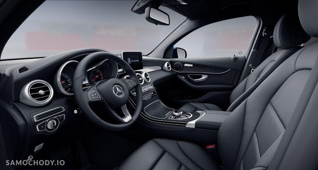 Mercedes-Benz GLC 220 d 4 MATIC Salon Nowość 2017 W Wa 22