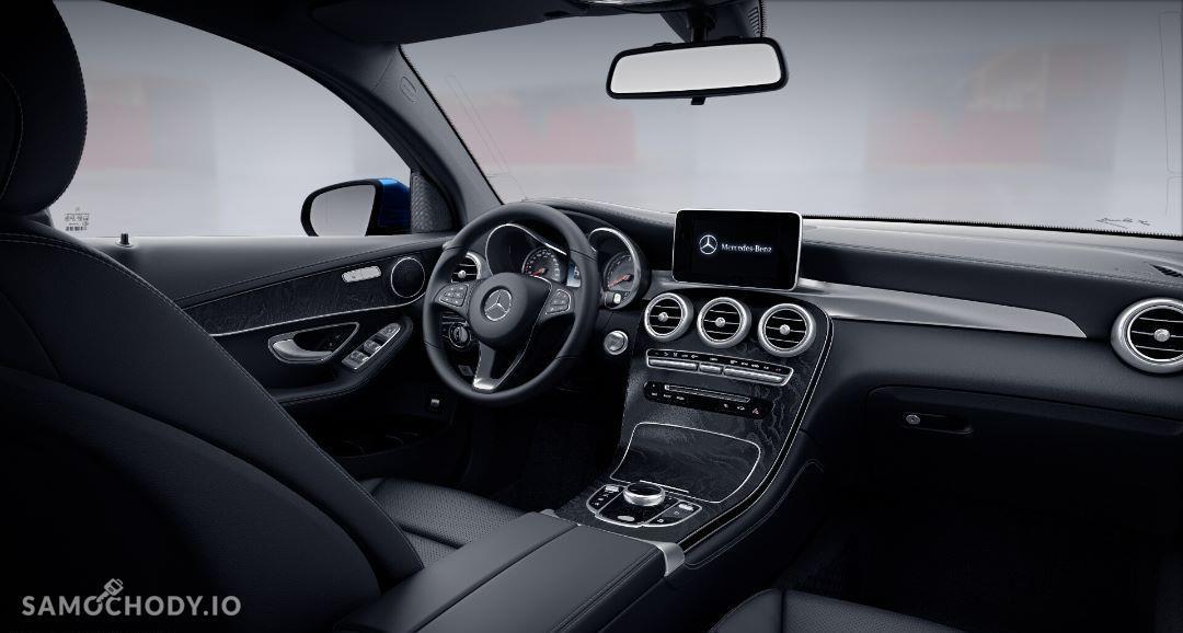 Mercedes-Benz GLC 220 d 4 MATIC Salon Nowość 2017 W Wa 16