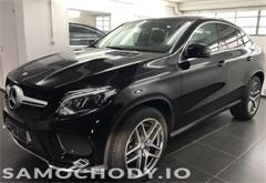 mercedes-benz gle coupe 350d 4matic 258km 9g tronic nowy rabat %%