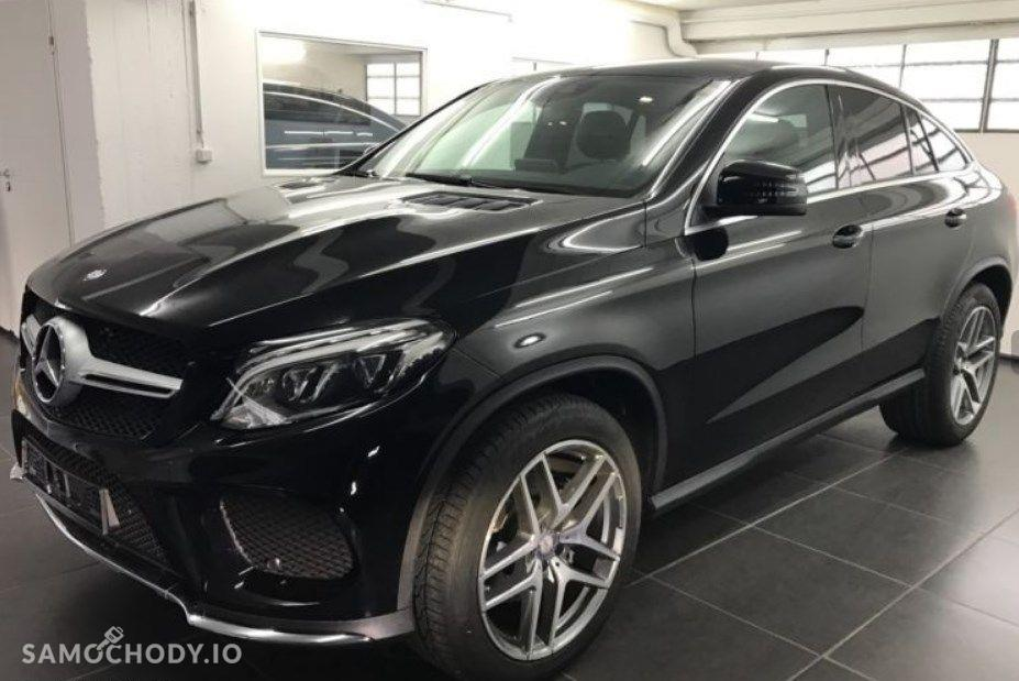 Mercedes-Benz GLE Coupe 350d 4MATIC 258KM 9G TRONIC Nowy Rabat %% 1
