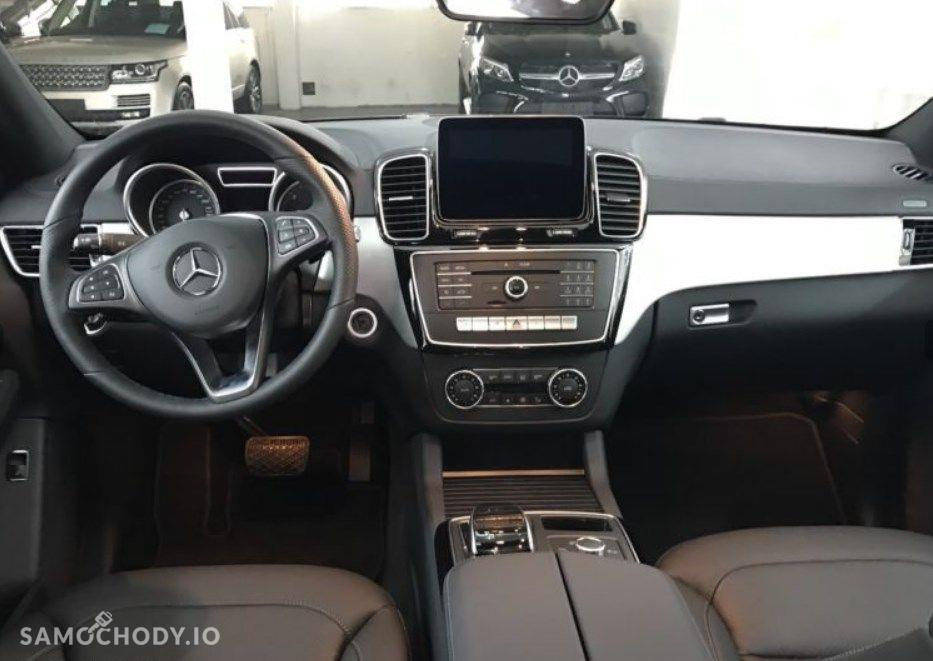 Mercedes-Benz GLE Coupe 350d 4MATIC 258KM 9G TRONIC Nowy Rabat %% 7