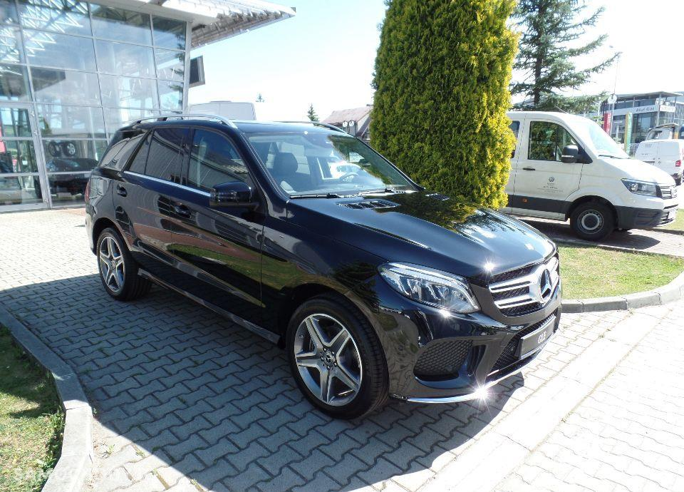 Mercedes-Benz GLE GLE 250d 4MATIC pakiet AMG 4