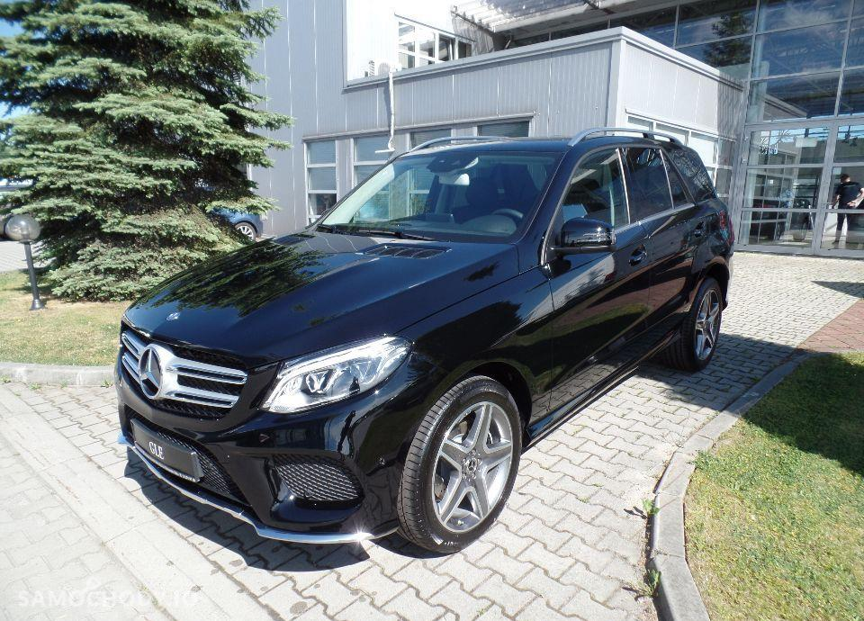 Mercedes-Benz GLE GLE 250d 4MATIC pakiet AMG 2