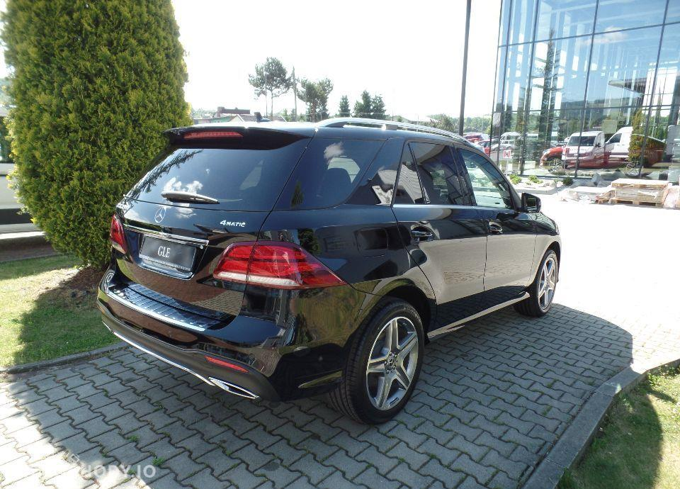 Mercedes-Benz GLE GLE 250d 4MATIC pakiet AMG 7