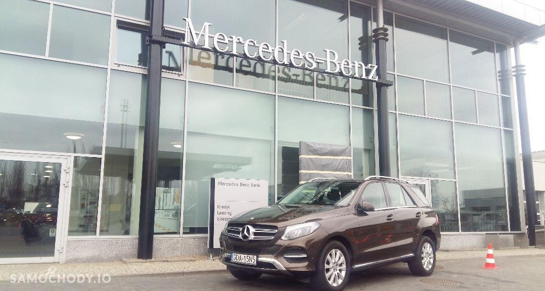 Mercedes-Benz GLE Auto z Polskiego Salonu, F RA VAT, niski przebieg , .Rezerwacja RP 1