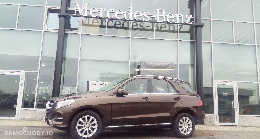 Mercedes-Benz GLE Auto z Polskiego Salonu, F RA VAT, niski przebieg , .Rezerwacja RP 2