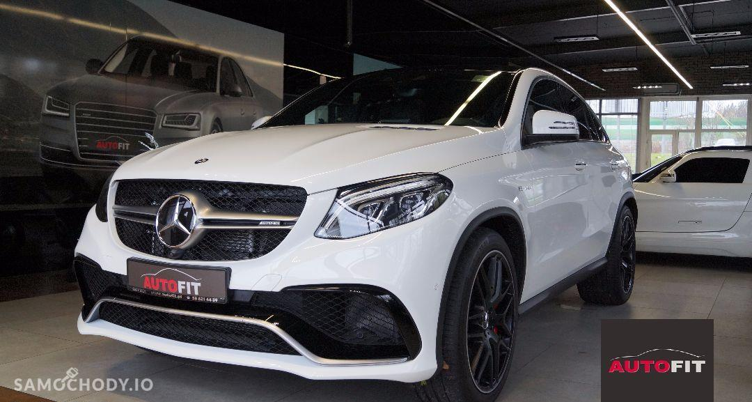Mercedes-Benz GLE 63 AMG AMG Drivers Package 1