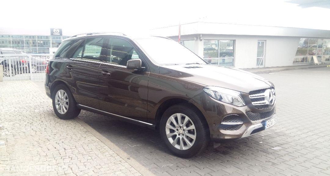 Mercedes-Benz GLE Auto z Polskiego Salonu, F RA VAT, niski przebieg , .Rezerwacja RP 11