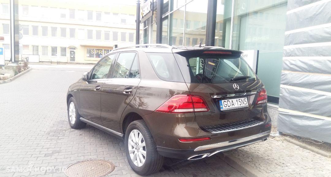 Mercedes-Benz GLE Auto z Polskiego Salonu, F RA VAT, niski przebieg , .Rezerwacja RP 4