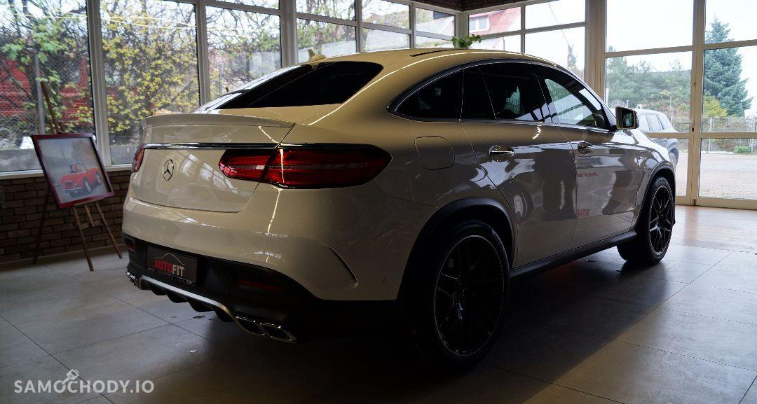 Mercedes-Benz GLE 63 AMG AMG Drivers Package 4