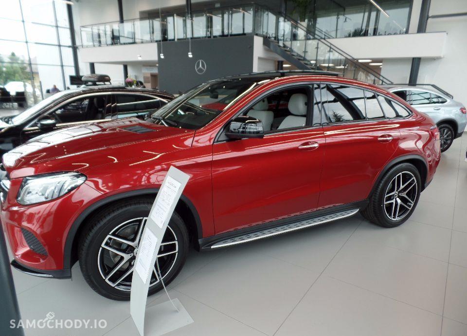 Mercedes-Benz GLE 350d Coupe z napędem 4Matic! 2