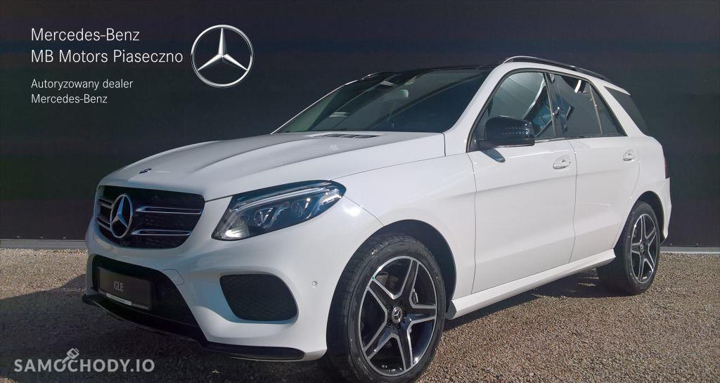 Mercedes-Benz GLE MB Motors! 1