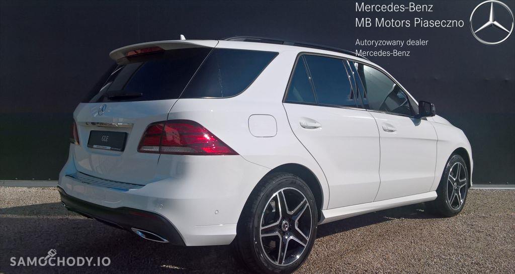 Mercedes-Benz GLE MB Motors! 4