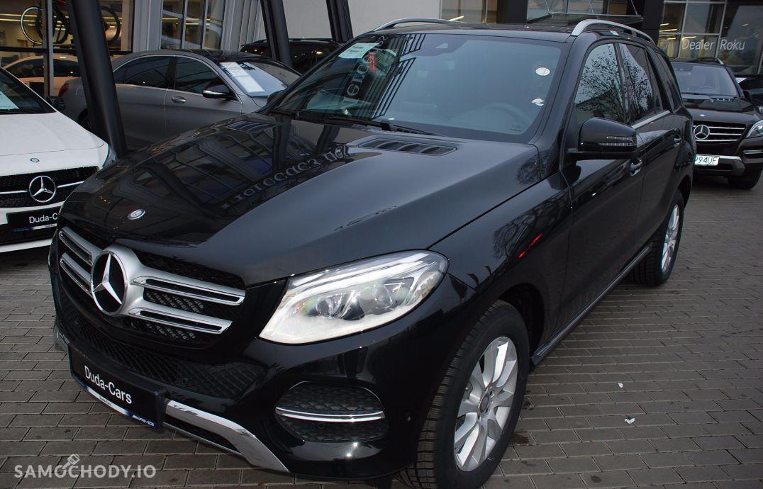 Mercedes-Benz GLE 250d ! 4Matic ! Salon PL ! ASO ! Duda Cars ! 2