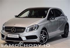 z miasta kraków Mercedes-Benz Klasa A AMG, Gwarancja do 2020, Salon PL, I Właściciel, BMW Dobrzański Kraków