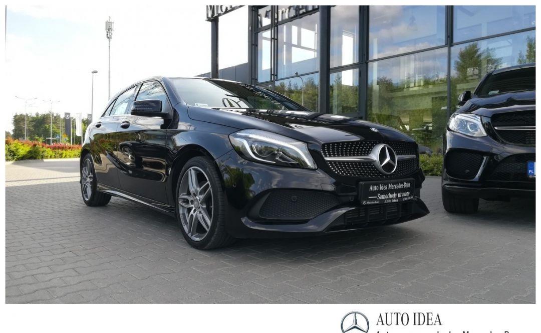 Mercedes-Benz Klasa A 1
