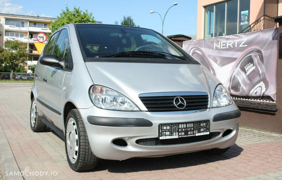 Mercedes-Benz Klasa A 1.7 Diesel,Klima 4