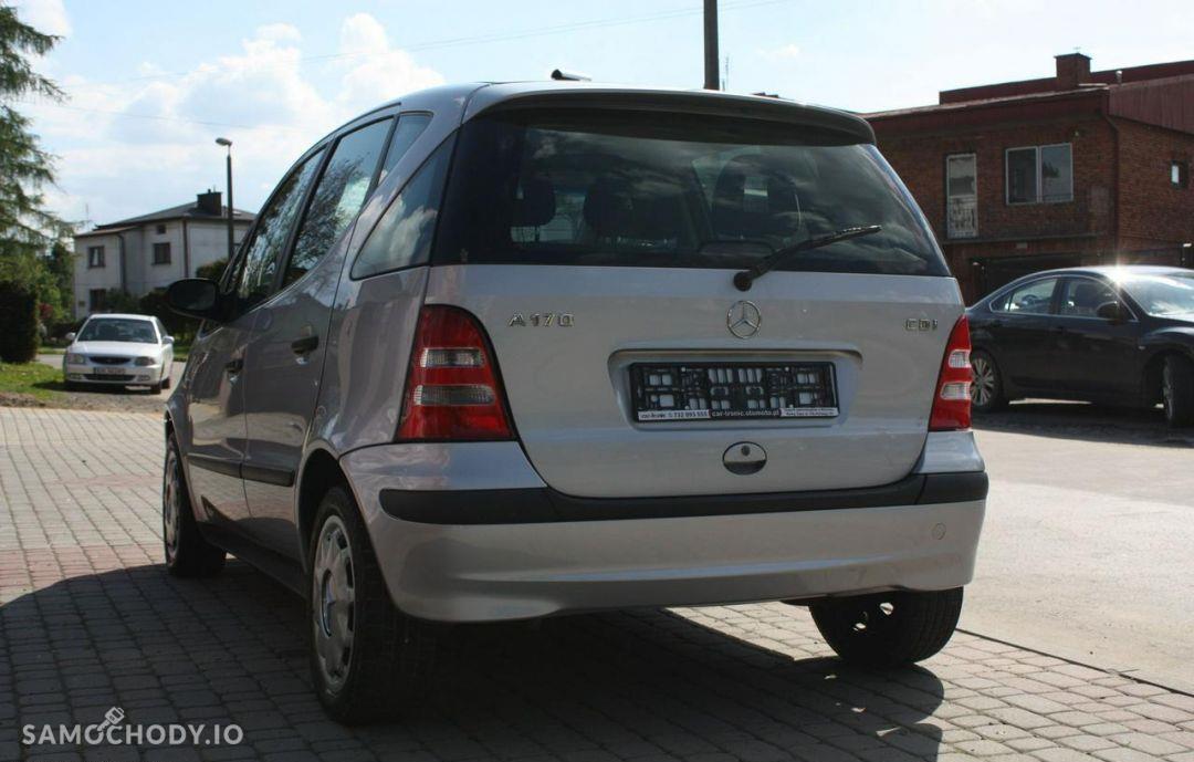 Mercedes-Benz Klasa A 1.7 Diesel,Klima 7