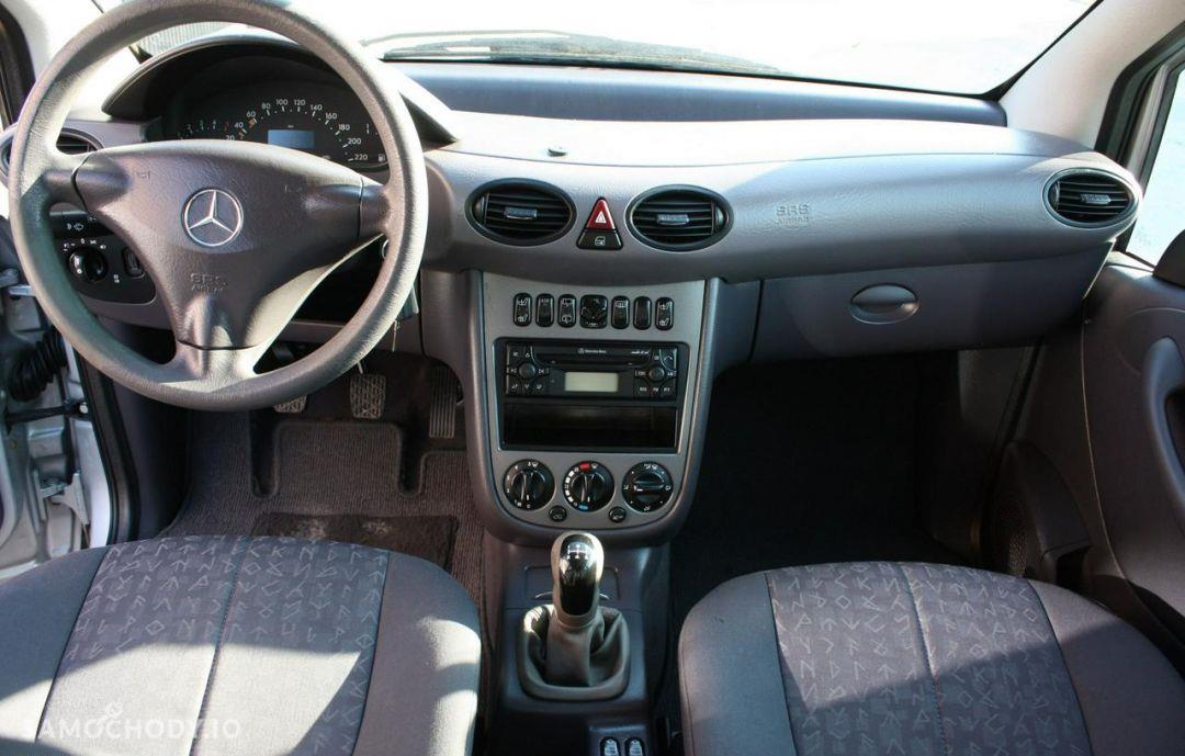 Mercedes-Benz Klasa A 1.7 Diesel,Klima 37