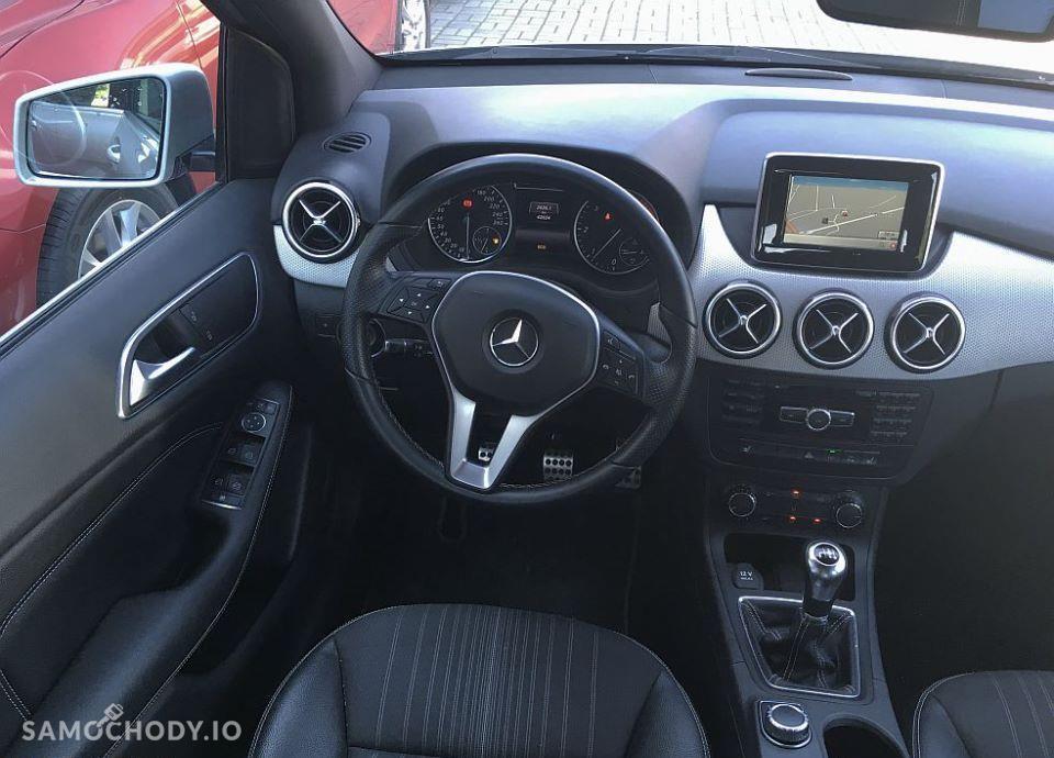 Mercedes-Benz Klasa B cdi 16