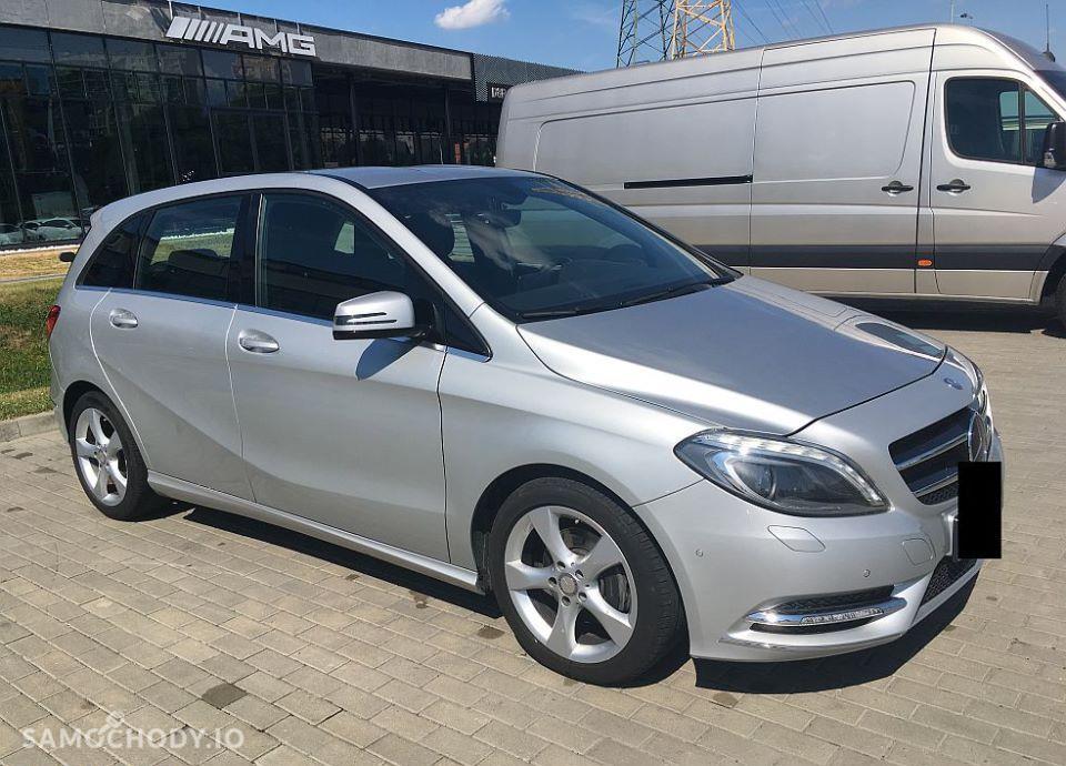 Mercedes-Benz Klasa B cdi 2