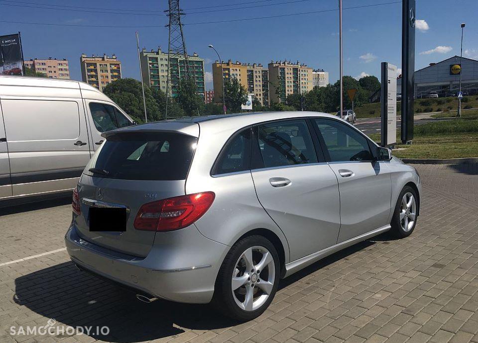 Mercedes-Benz Klasa B cdi 4