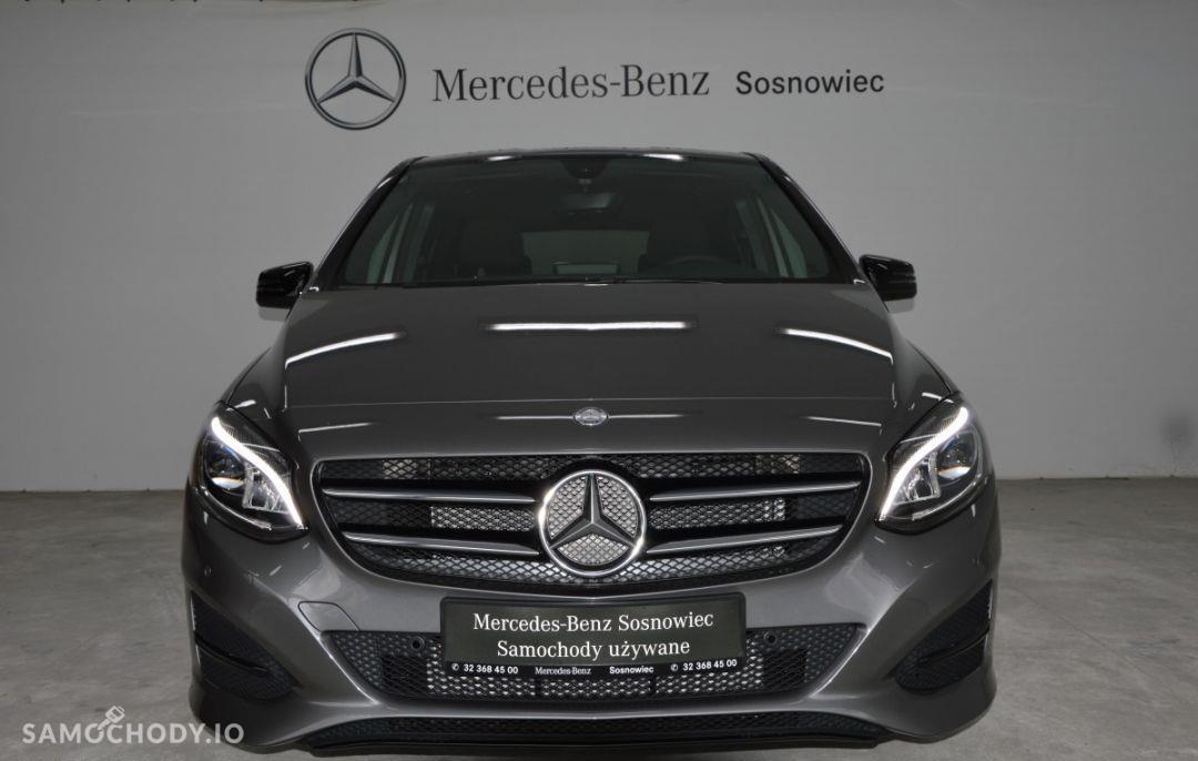 Mercedes-Benz Klasa B d 2