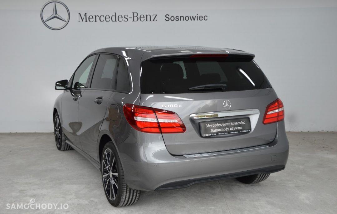 Mercedes-Benz Klasa B d 29