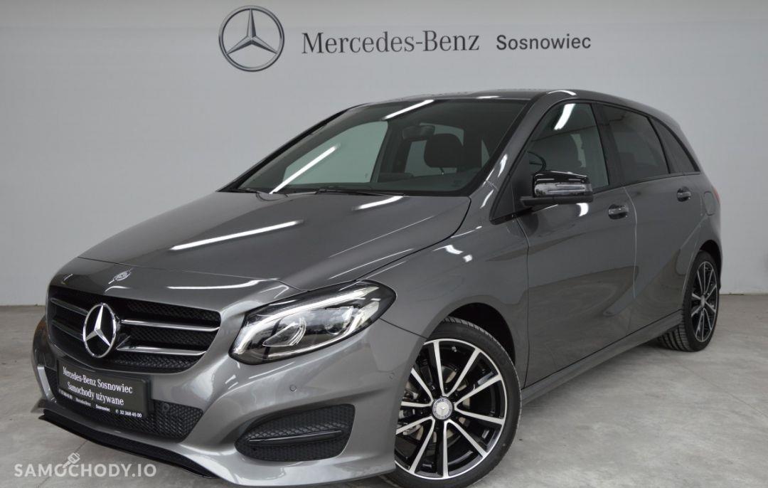 Mercedes-Benz Klasa B d 1