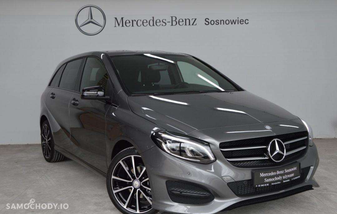 Mercedes-Benz Klasa B d 4