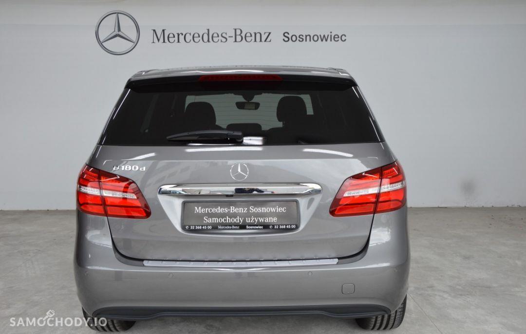 Mercedes-Benz Klasa B d 22