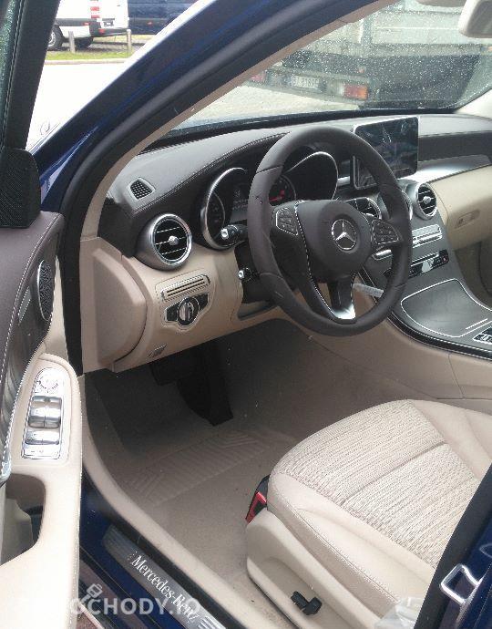 Mercedes-Benz Klasa C Pakiet EXCLUSIVE/Pakiet asystenta parkowania/ 16