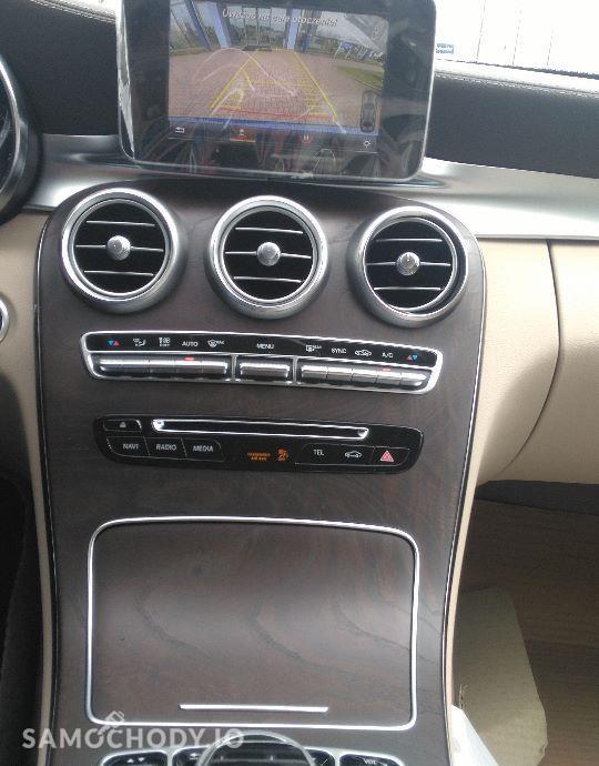 Mercedes-Benz Klasa C Pakiet EXCLUSIVE/Pakiet asystenta parkowania/ 46