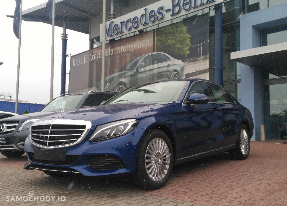 Mercedes-Benz Klasa C Pakiet EXCLUSIVE/Pakiet asystenta parkowania/ 1