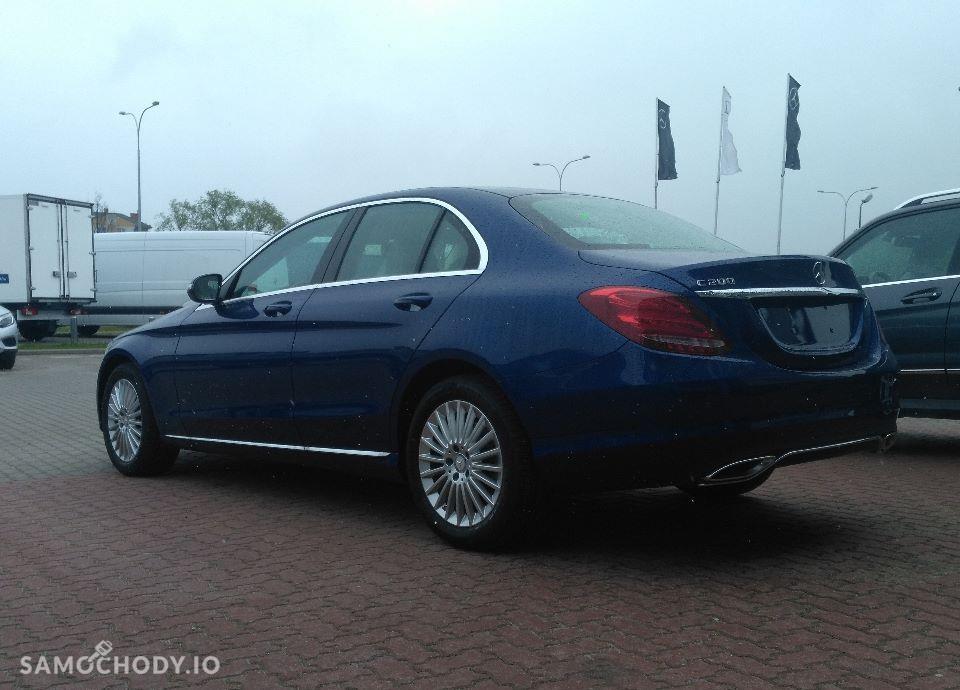 Mercedes-Benz Klasa C Pakiet EXCLUSIVE/Pakiet asystenta parkowania/ 7